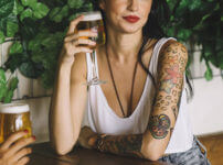 フィットネスジムはタトゥーをしてても入会できる?